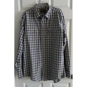 WRANGLER RETRO Premium Western Plaid Shirt 2XLT